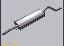 Лучший глушитель ВАЗ 2110-12
