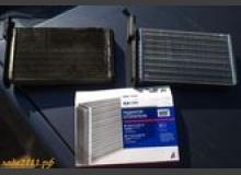Выбираем радиатор печки, как проверить его качество