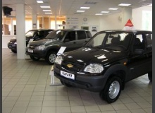 Chevy Niva Limited Edition