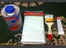 Материалы для изготовления карбона