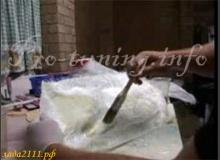 Метод ручной формовки