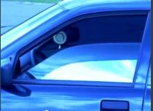Автоматическая тонировка стекол автомобиля