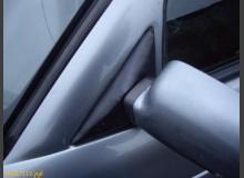 Доработка треугольников зеркал заднего вида ВАЗ 2110