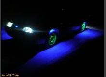 Подсветка арок колес автомобиля