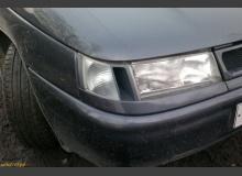 Воздухозаборники в поворотниках автомобиля ВАЗ