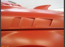 Жабры на капот ВАЗ 2110