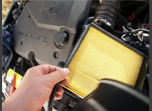 Доработка воздушного фильтра для увеличения мощности ВАЗ 2110