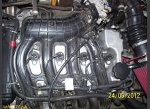 Двигатель Приоры на ВАЗ 2110