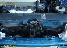 Двойной вентилятор радиатора на ВАЗ 2110
