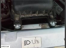 Доработка креплений корпуса воздушного фильтра ВАЗ 2110