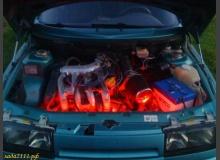 Подсветка двигателя