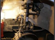 Передняя подвеска ВАЗ 2110 от Приоры