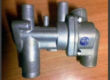 Установка 6ти дырочного термостата в ВАЗ 2110
