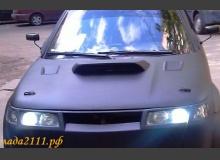Воздухозаборник на капот ВАЗ 2110