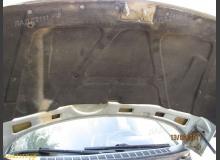 Защита от грязи двигателя и капота ВАЗ 2110