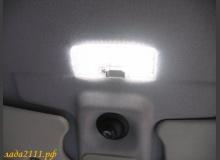 Дополнительный штурманский светильник ВАЗ 2110
