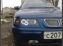 ДХО в фары ВАЗ 2110 (Киржач)