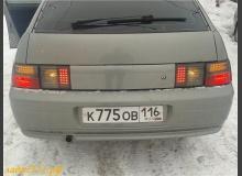 Установка светодиодной ленты в задние фонари ВАЗ 2110