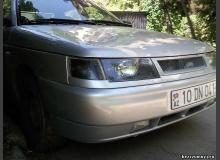 Модернизация фар ВАЗ 2110 (Киржач)