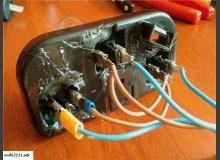 Доработка плат задних фонарей ВАЗ 2110