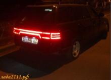 Светодиодные задние фонари ВАЗ 2111