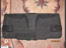 Устраняем дребезг обивки пятой двери ВАЗ 2111-12