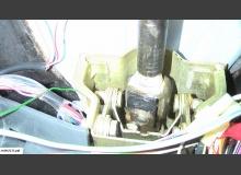 Установка резинового кубика в рулевой механизм ВАЗ 2110