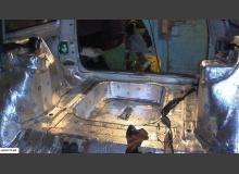 Шумоизоляция багажника ВАЗ 2111, 2112