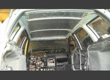 Шумоизоляция потолка ВАЗ 2110-11-12
