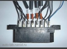 Доработка БСК ВАЗ 2110 (режим реального времени)