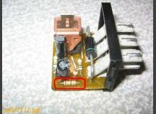 Доработка реле стеклоочистителя на ВАЗ 2110