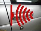 Сенсорное управление замками автомобиля