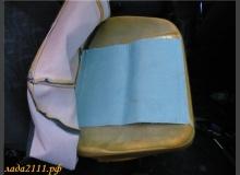 Установка подогрева передних сидений на ВАЗ 2110