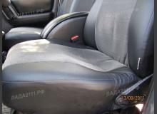 Борьба с проседанием сидений ВАЗ 2110