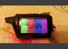 Доработка подсветки брелка сигнализации