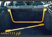 Задний усилитель кузова автомобиля (установка, преимущества и недостатки)