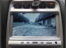 Установка камеры заднего вида на ВАЗ 2110, 2111, 2112
