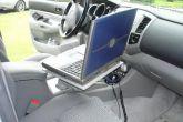 ноутбук в автомобиль
