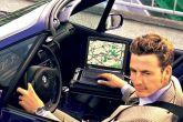 ноутбук в авто