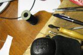 обтянуть ручку КПП ВАЗ 2110