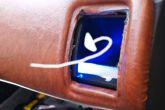 подсветка дефлекторов ВАЗ2110