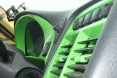 Покраска пластика салона автомобиля своими руками