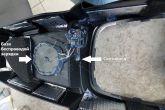 Установка беспроводной зарядки для телефона в автомобиль