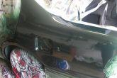 покрываем лаком крыло автомобиля