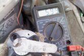 проверяем резистор показывающий блоку САУО