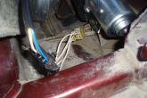 подключение мотора стеклоочистителя приоры на ваз 2110