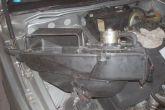 левая часть отопителя нового образца ваз 2110