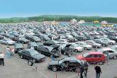 В Москве в очередной раз обвалились продажи автомобилей ВАЗ