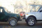 разница клиренса на разных колесах