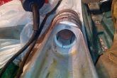 установка втулки в рулевую рейку ваз